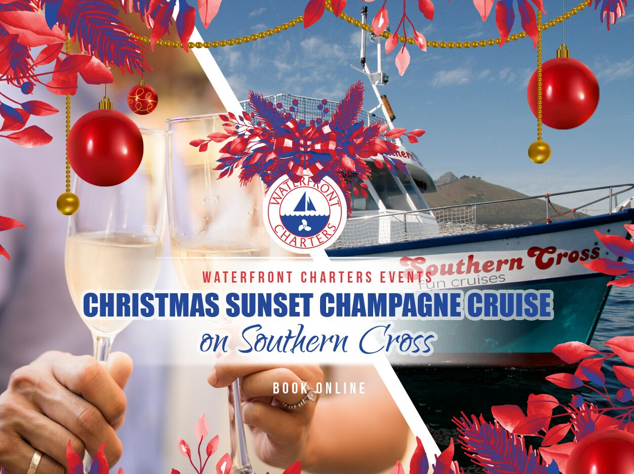 2020 Christmas Cruise Christmas Sunset Champagne Cruises on Southern Cross   2020
